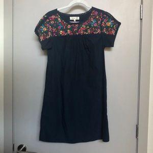 Madewell x JM Dry Goods dress